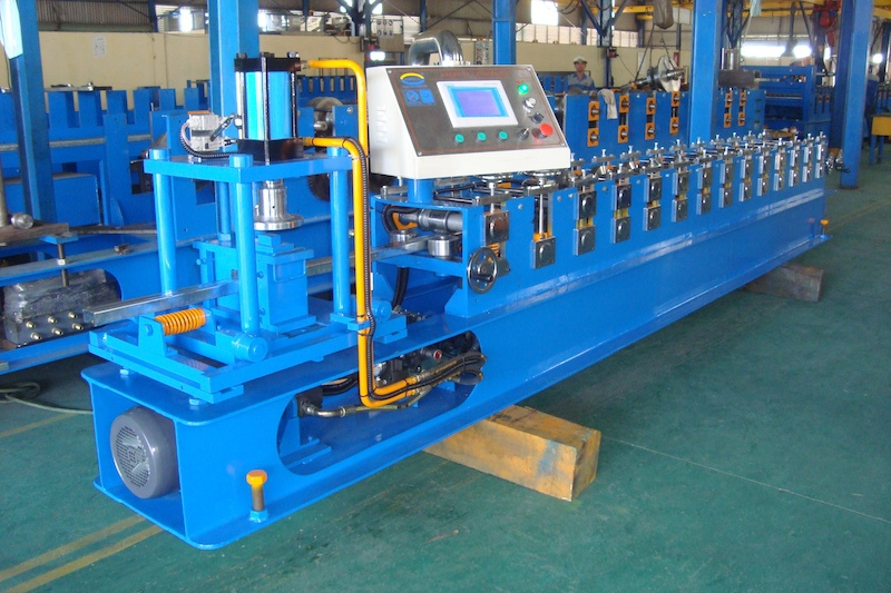 C Truss Roll Forming Machine